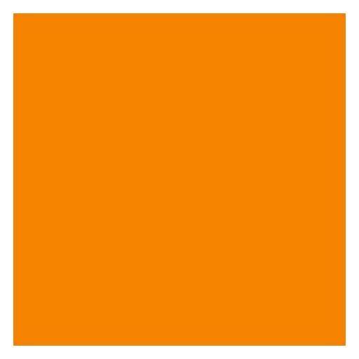orange transparent water-tank icon