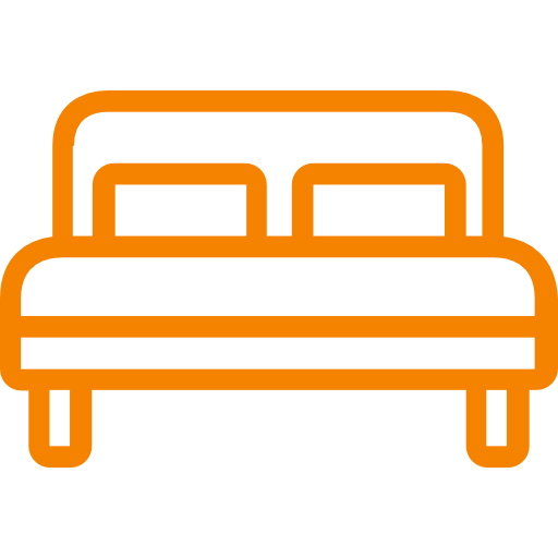 bed frame icon
